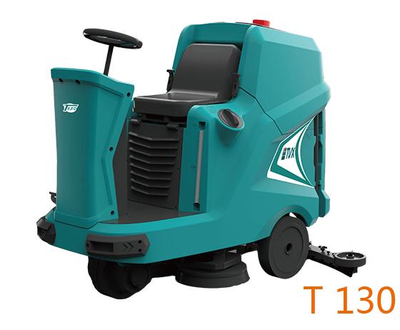 水循环驾驶式洗地机