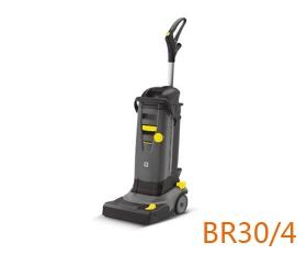 紧凑型洗地吸干机