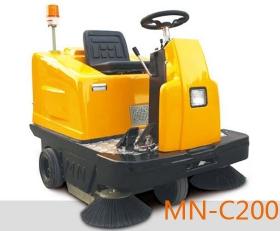 工业用扫地机