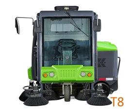 哈尔滨驾驶式扫地车